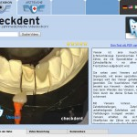 Checkdent bietet zahnmedizinische Videos