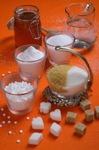 Xylitol und andere Süßstoffe
